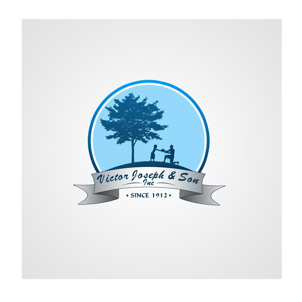 Logo Design by omARTist - Entry No. 208 in the Logo Design Contest Imaginative Logo Design for Victor Joseph & Son, Inc..