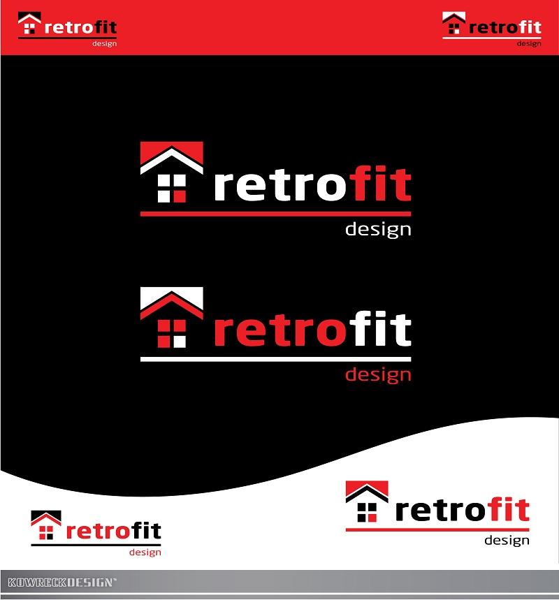Logo Design by kowreck - Entry No. 77 in the Logo Design Contest Inspiring Logo Design for retrofit design.