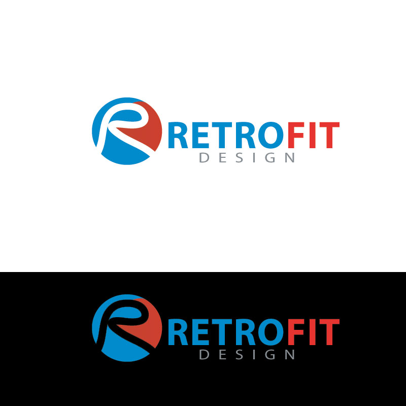 Logo Design by Private User - Entry No. 78 in the Logo Design Contest Inspiring Logo Design for retrofit design.