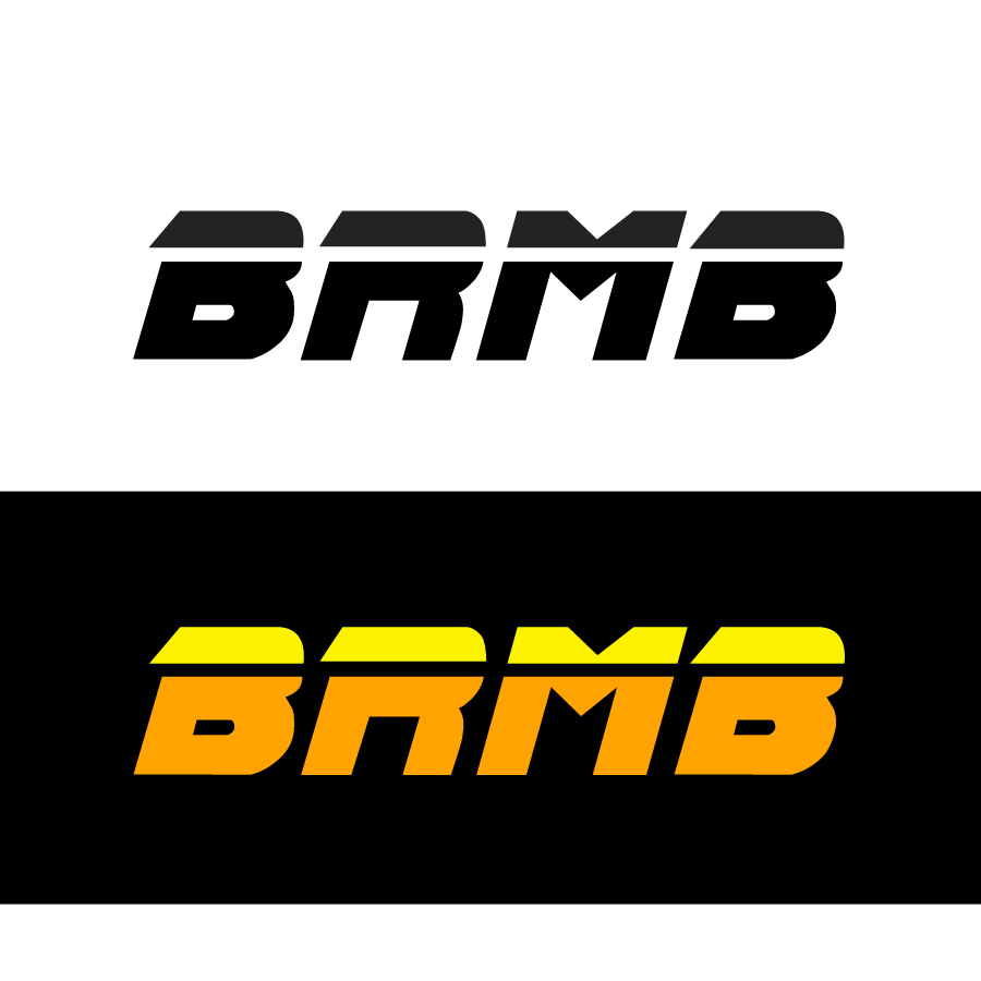 Logo Design by Edward Goodwin - Entry No. 150 in the Logo Design Contest Fun Logo Design for BRMB.