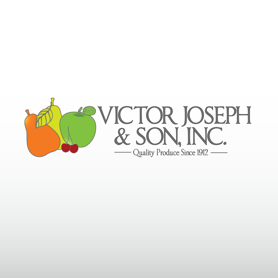 Logo Design by moonflower - Entry No. 209 in the Logo Design Contest Imaginative Logo Design for Victor Joseph & Son, Inc..