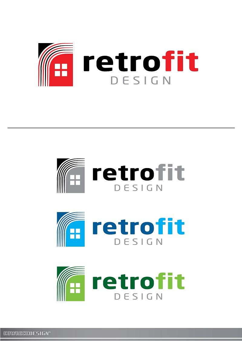 Logo Design by kowreck - Entry No. 84 in the Logo Design Contest Inspiring Logo Design for retrofit design.