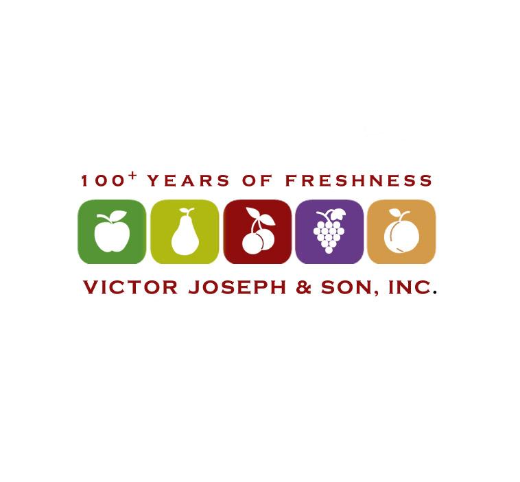 Logo Design by elmd - Entry No. 215 in the Logo Design Contest Imaginative Logo Design for Victor Joseph & Son, Inc..