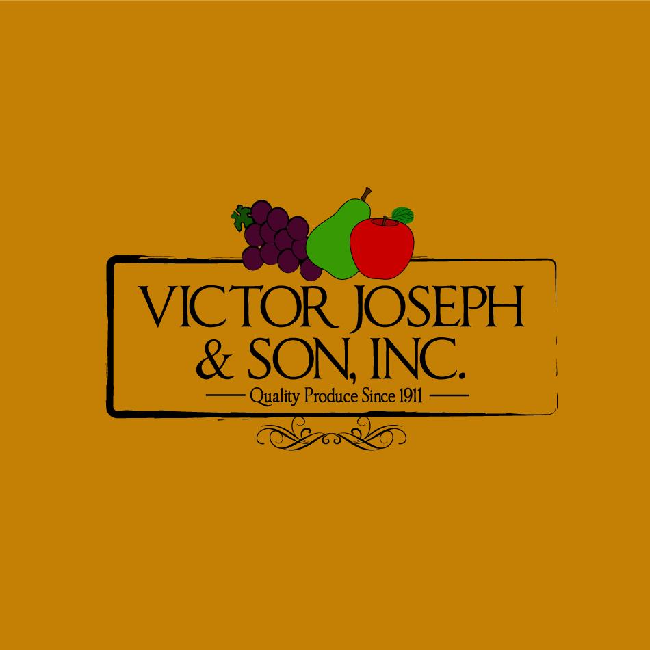 Logo Design by moonflower - Entry No. 217 in the Logo Design Contest Imaginative Logo Design for Victor Joseph & Son, Inc..