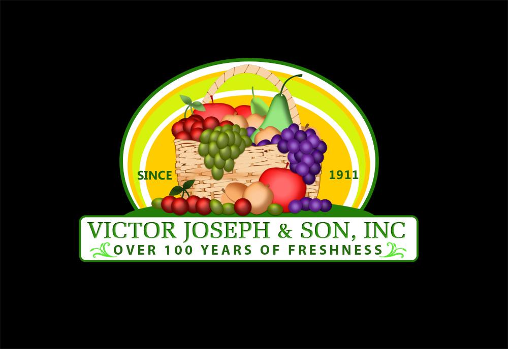 Logo Design by Private User - Entry No. 219 in the Logo Design Contest Imaginative Logo Design for Victor Joseph & Son, Inc..