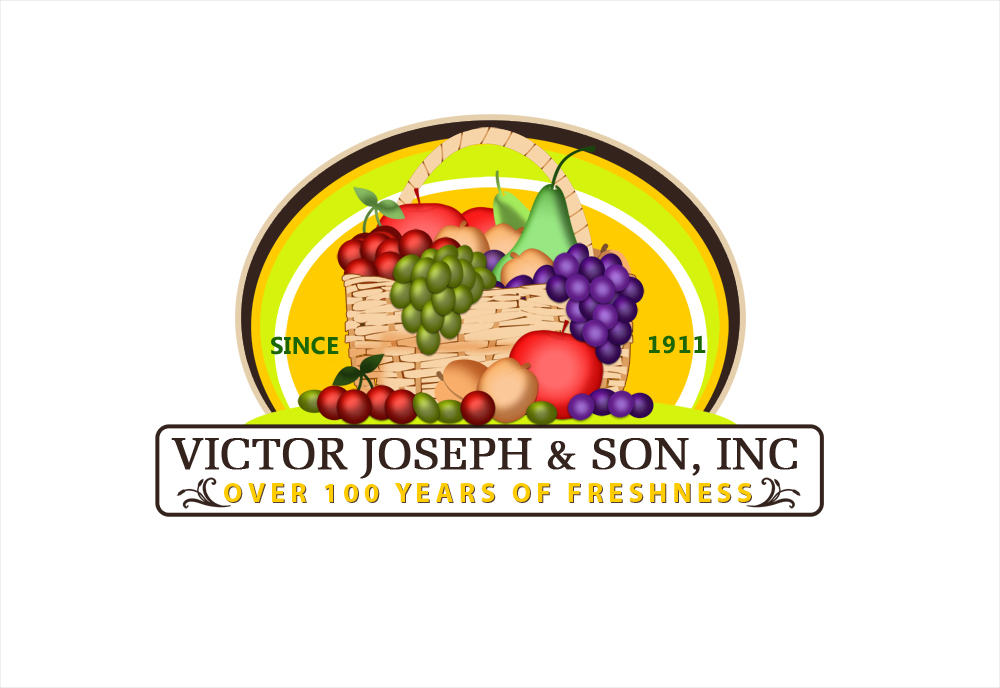 Logo Design by Private User - Entry No. 220 in the Logo Design Contest Imaginative Logo Design for Victor Joseph & Son, Inc..