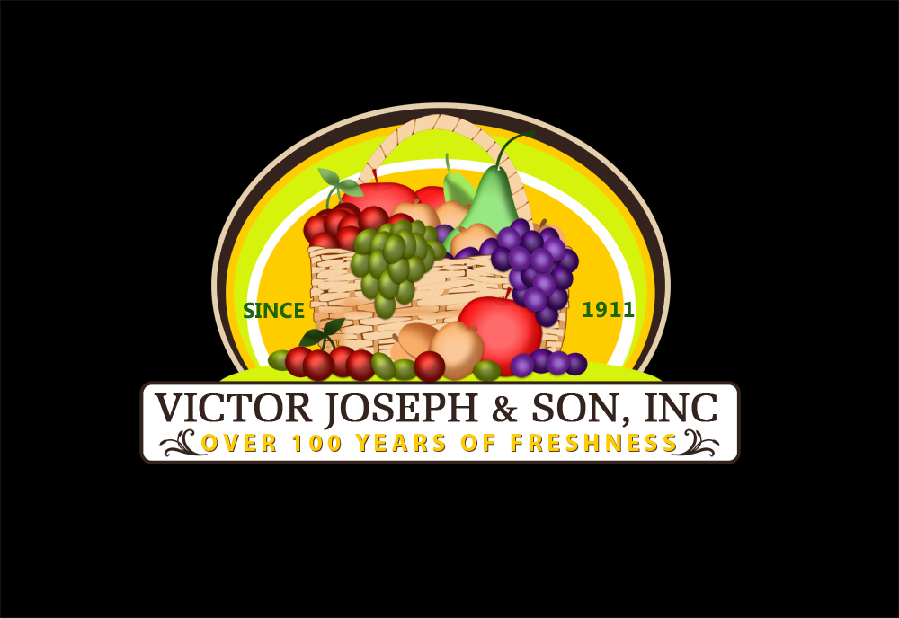 Logo Design by Robert Turla - Entry No. 221 in the Logo Design Contest Imaginative Logo Design for Victor Joseph & Son, Inc..