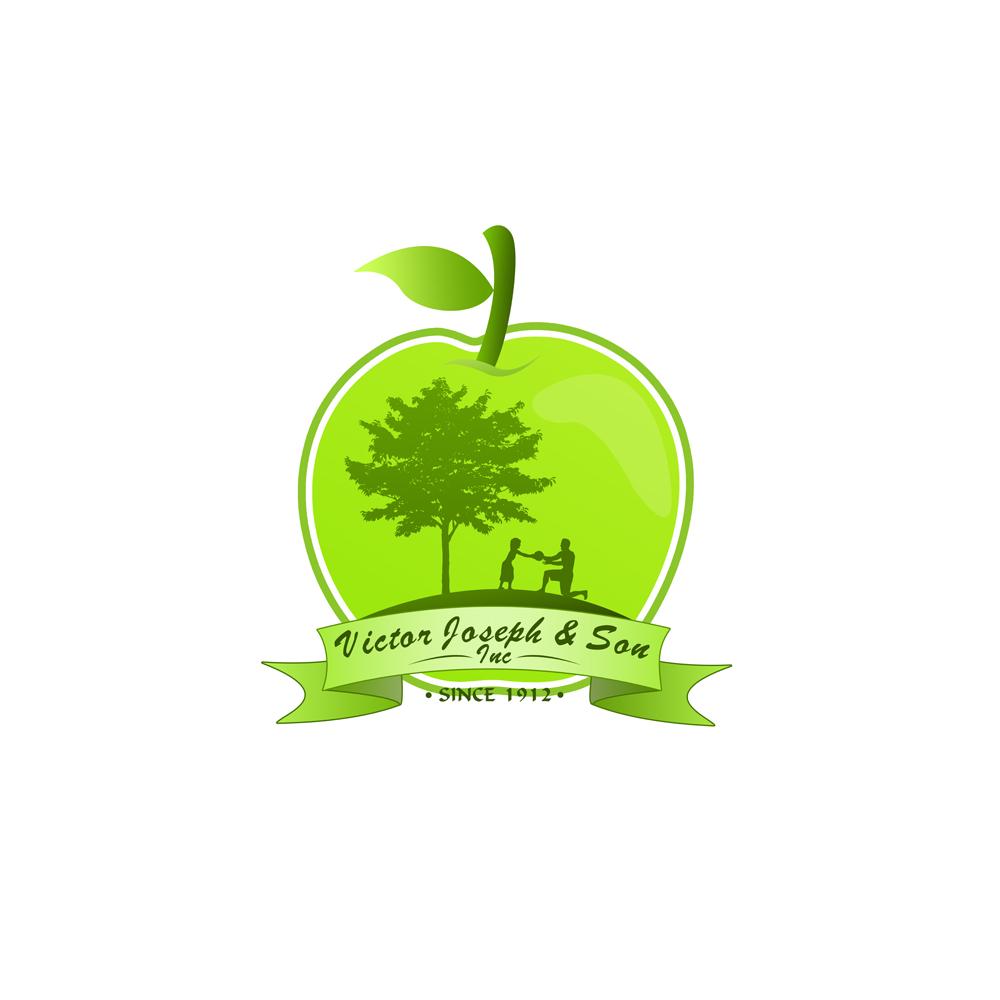 Logo Design by omARTist - Entry No. 224 in the Logo Design Contest Imaginative Logo Design for Victor Joseph & Son, Inc..