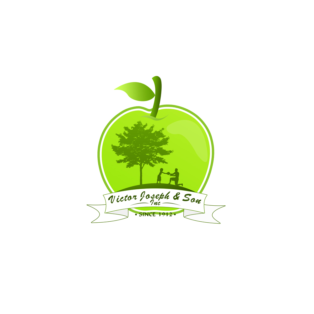 Logo Design by omARTist - Entry No. 225 in the Logo Design Contest Imaginative Logo Design for Victor Joseph & Son, Inc..