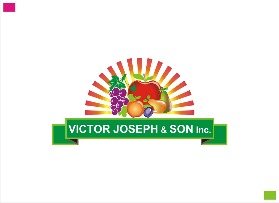 Logo Design by Private User - Entry No. 226 in the Logo Design Contest Imaginative Logo Design for Victor Joseph & Son, Inc..