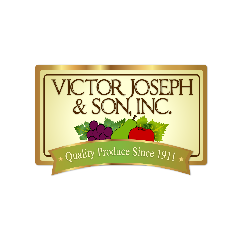 Logo Design by moonflower - Entry No. 232 in the Logo Design Contest Imaginative Logo Design for Victor Joseph & Son, Inc..