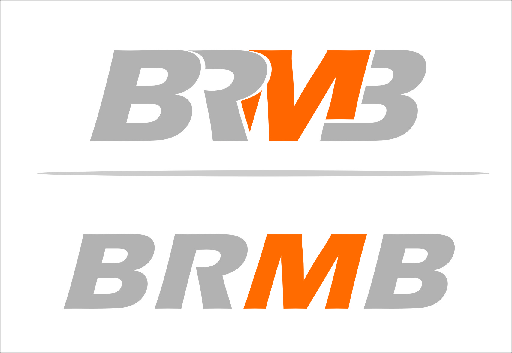 Logo Design by RasYa Muhammad Athaya - Entry No. 155 in the Logo Design Contest Fun Logo Design for BRMB.
