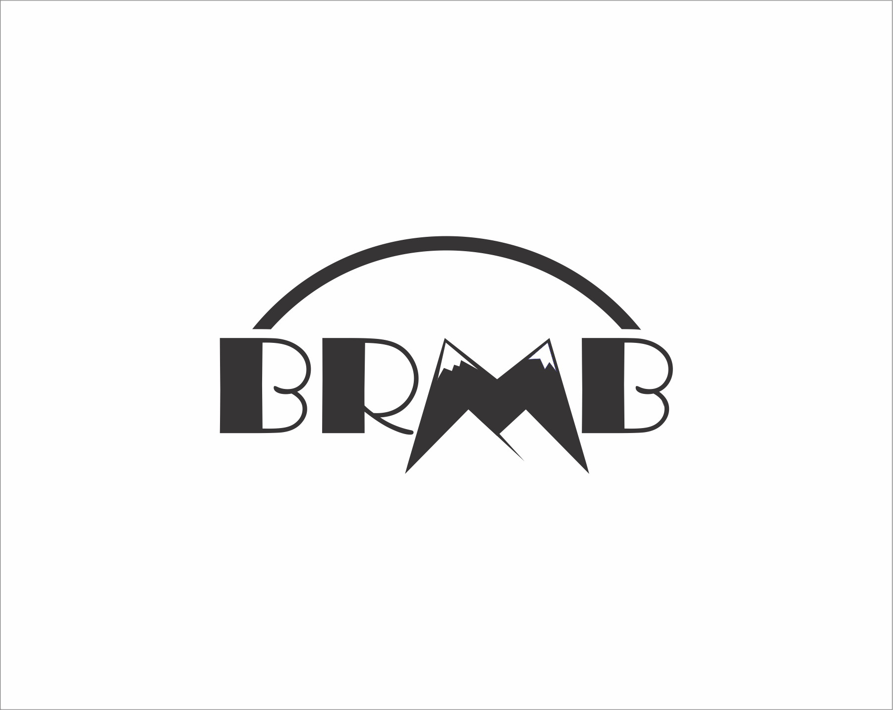 Logo Design by Armada Jamaluddin - Entry No. 157 in the Logo Design Contest Fun Logo Design for BRMB.
