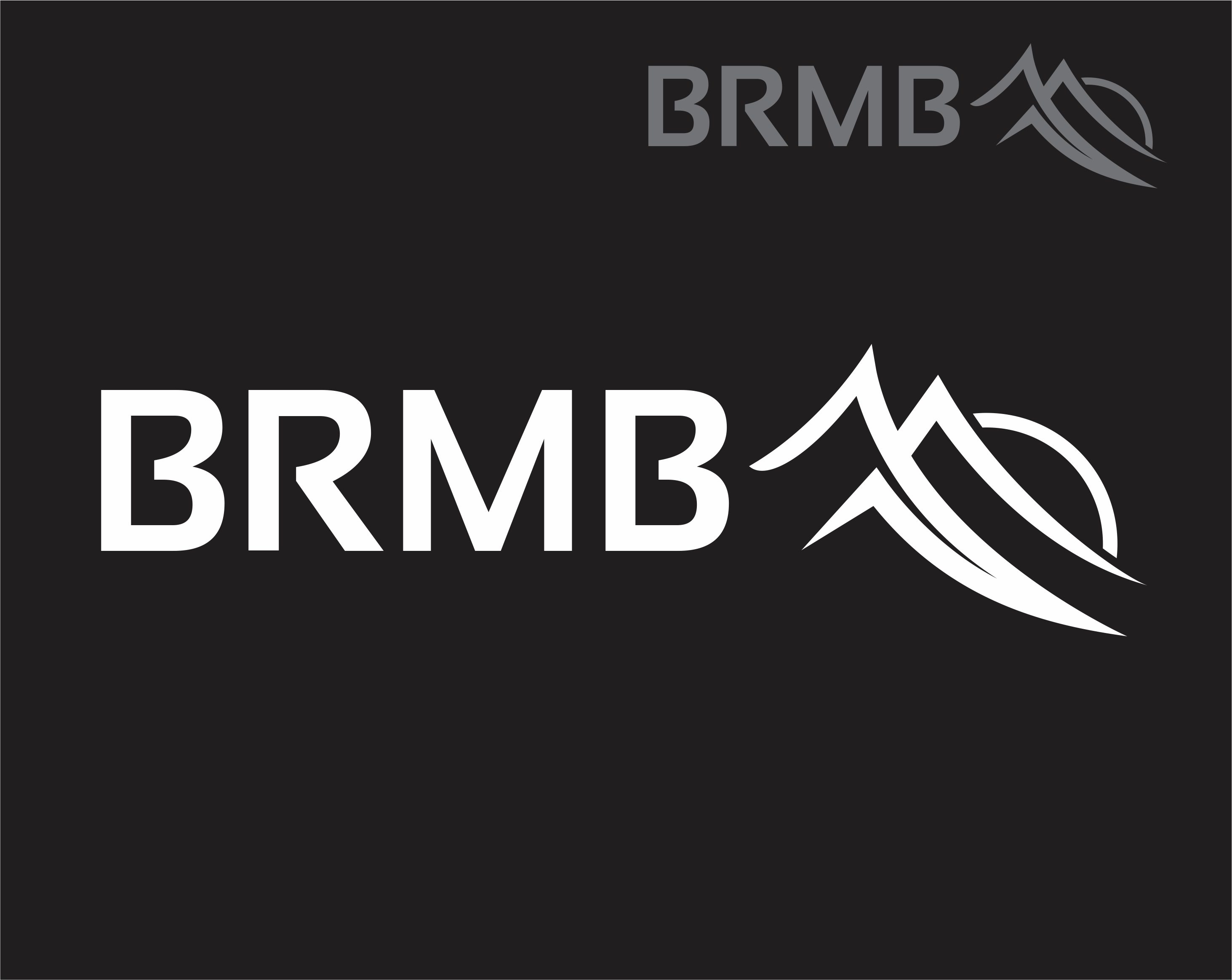 Logo Design by Armada Jamaluddin - Entry No. 158 in the Logo Design Contest Fun Logo Design for BRMB.