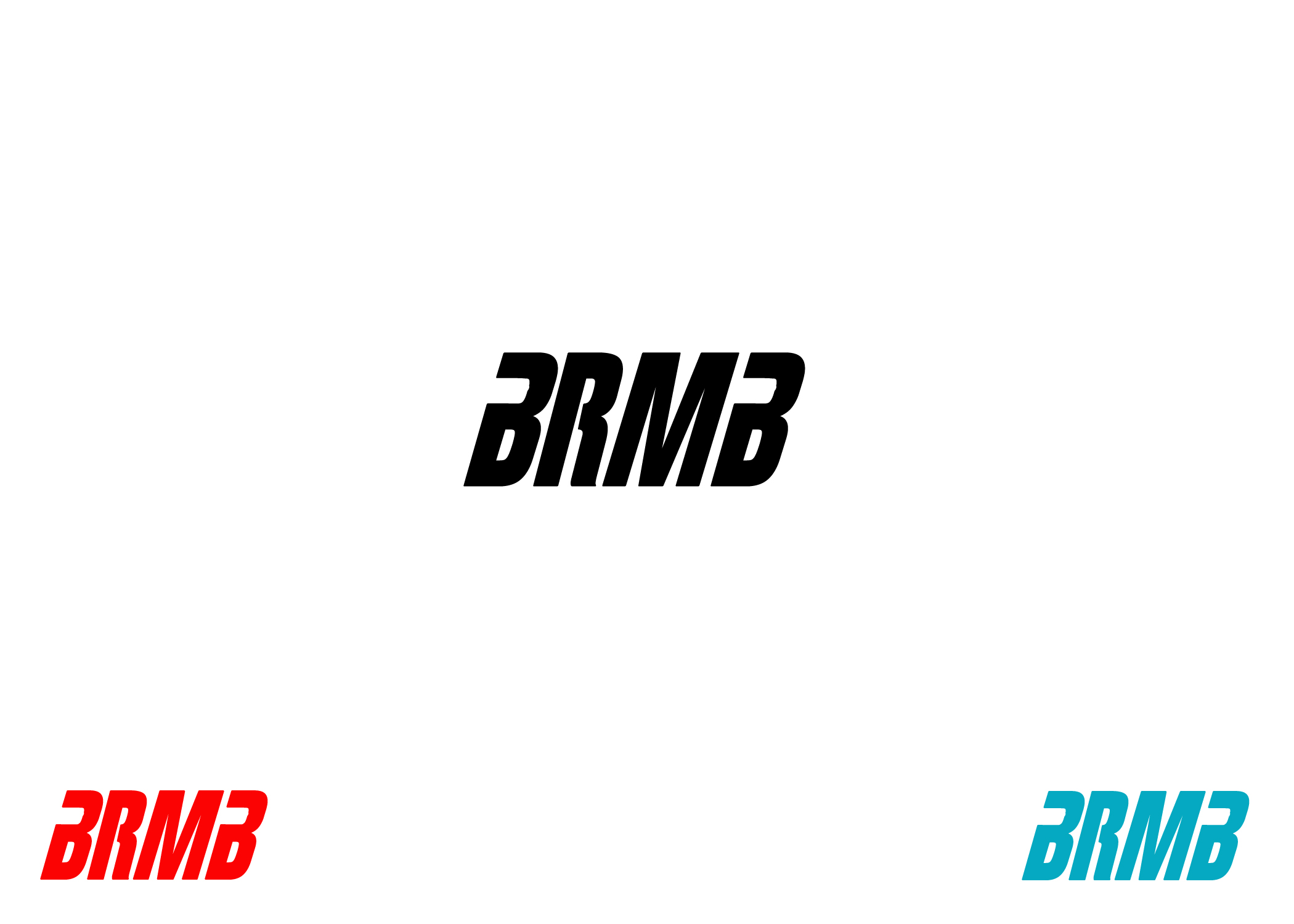 Logo Design by Jagdeep Singh - Entry No. 159 in the Logo Design Contest Fun Logo Design for BRMB.