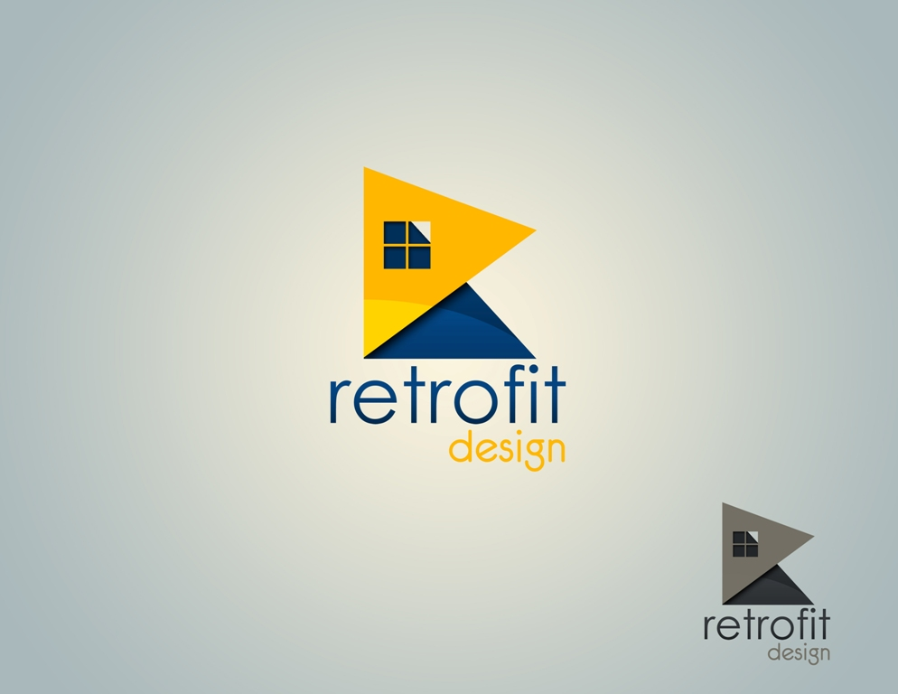 Logo Design by Juan_Kata - Entry No. 96 in the Logo Design Contest Inspiring Logo Design for retrofit design.