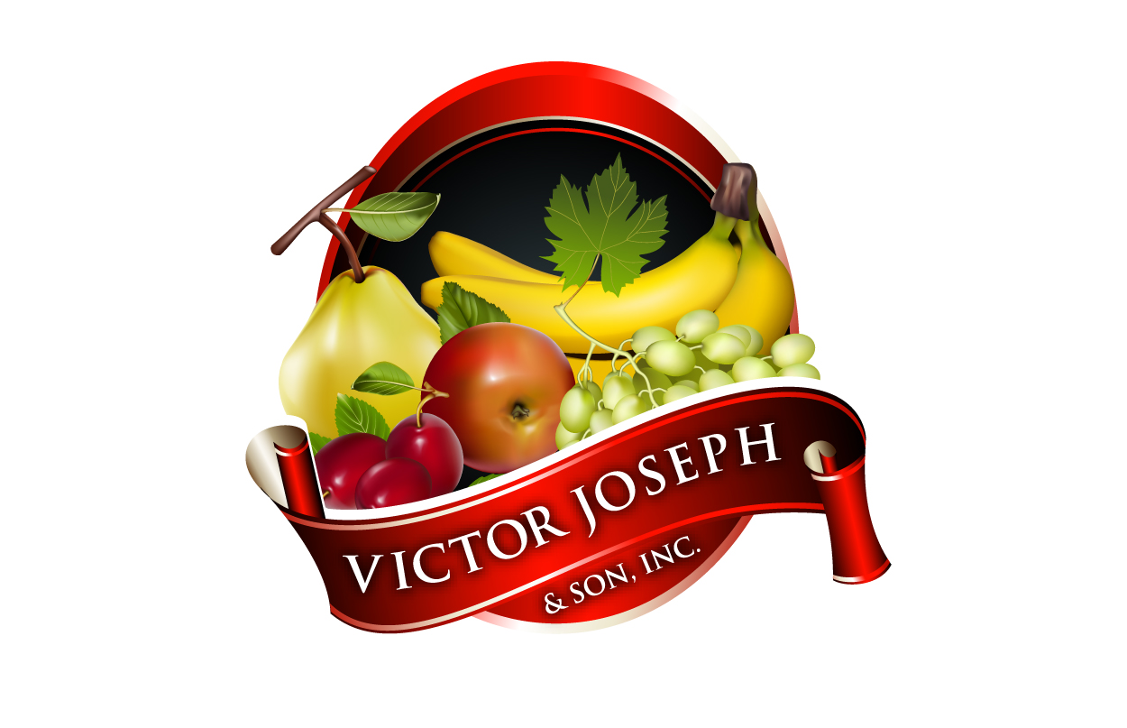 Logo Design by Asif Khan - Entry No. 239 in the Logo Design Contest Imaginative Logo Design for Victor Joseph & Son, Inc..