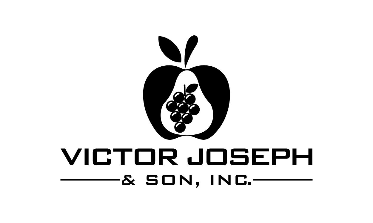 Logo Design by Asif Khan - Entry No. 241 in the Logo Design Contest Imaginative Logo Design for Victor Joseph & Son, Inc..