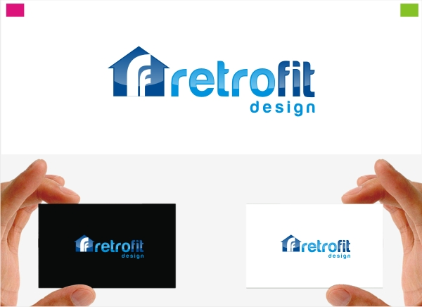 Logo Design by Private User - Entry No. 97 in the Logo Design Contest Inspiring Logo Design for retrofit design.