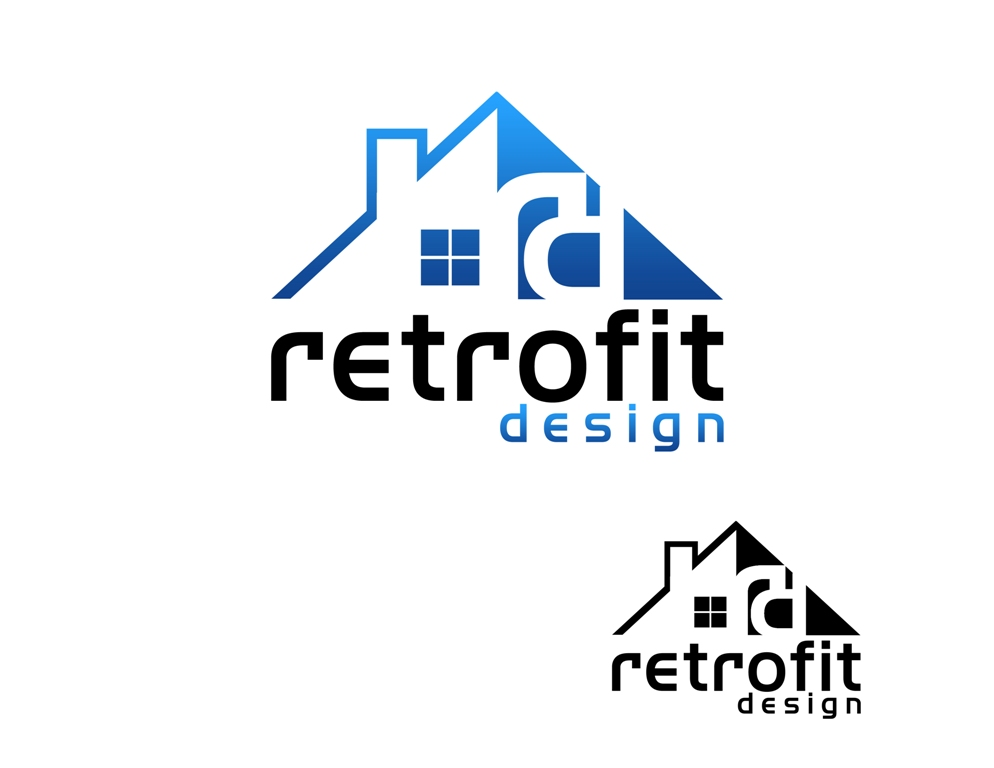 Logo Design by Juan_Kata - Entry No. 100 in the Logo Design Contest Inspiring Logo Design for retrofit design.