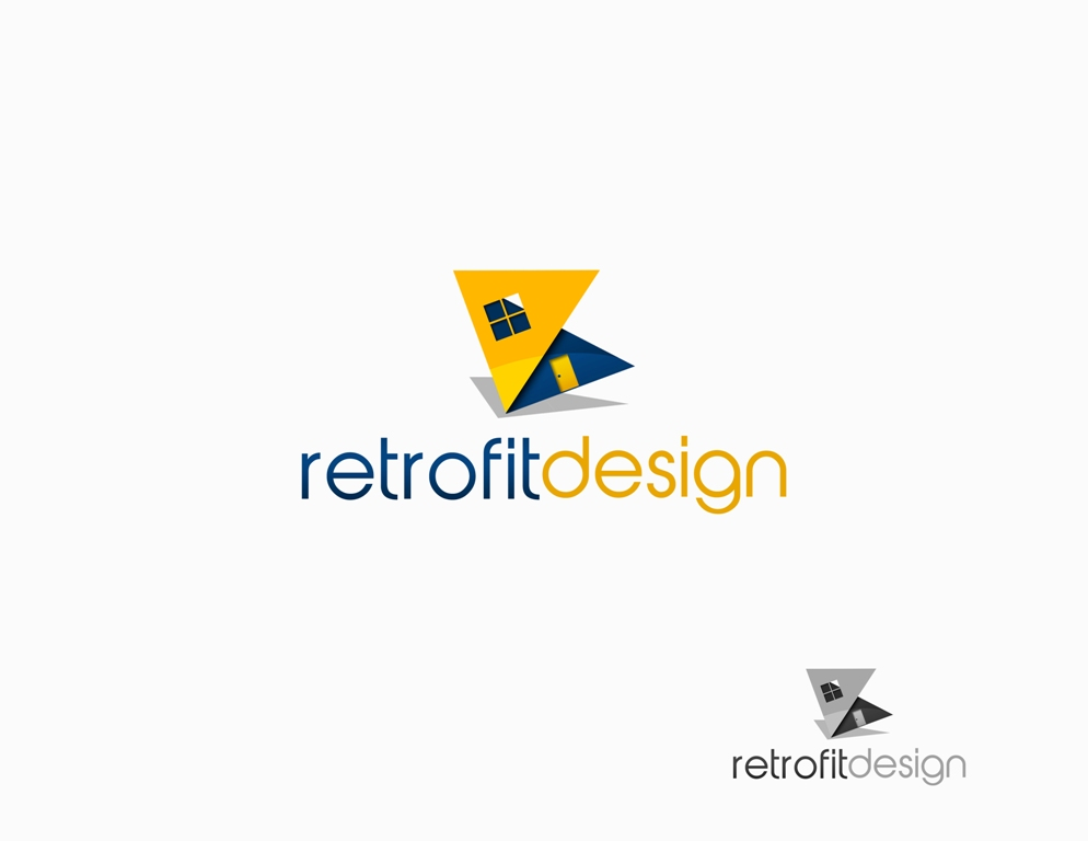 Logo Design by Juan_Kata - Entry No. 102 in the Logo Design Contest Inspiring Logo Design for retrofit design.