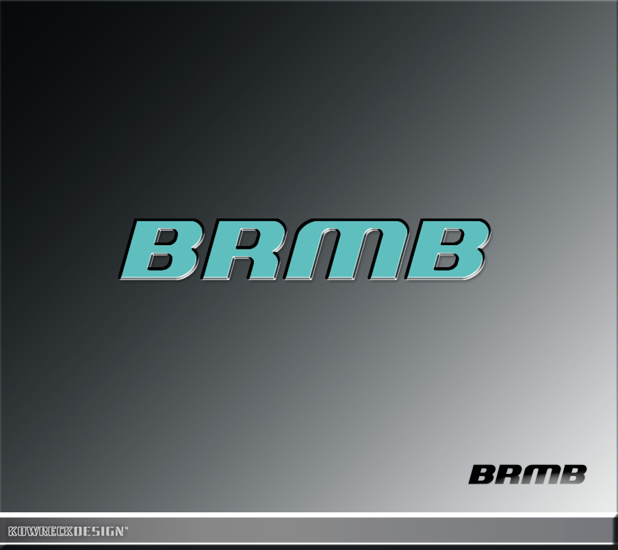 Logo Design by kowreck - Entry No. 163 in the Logo Design Contest Fun Logo Design for BRMB.