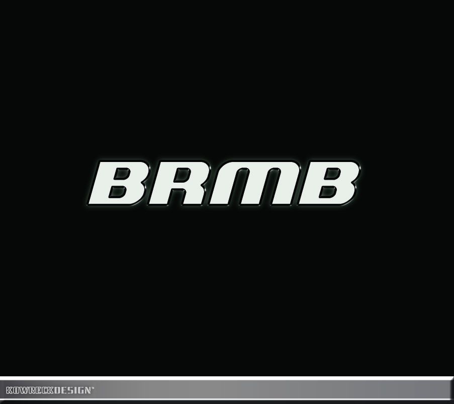 Logo Design by kowreck - Entry No. 164 in the Logo Design Contest Fun Logo Design for BRMB.