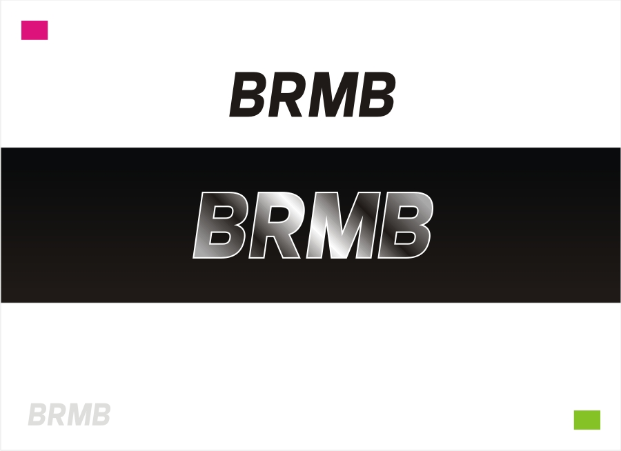 Logo Design by Private User - Entry No. 167 in the Logo Design Contest Fun Logo Design for BRMB.