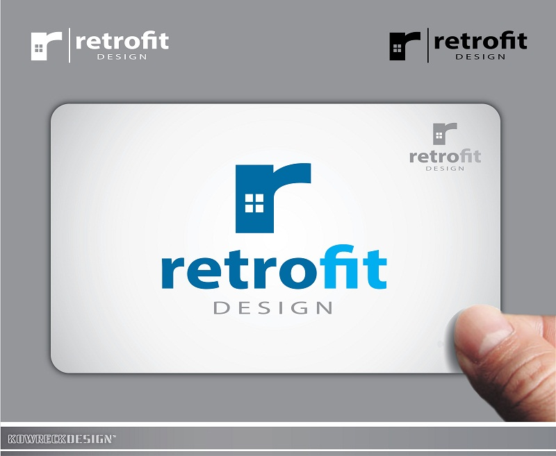 Logo Design by kowreck - Entry No. 103 in the Logo Design Contest Inspiring Logo Design for retrofit design.