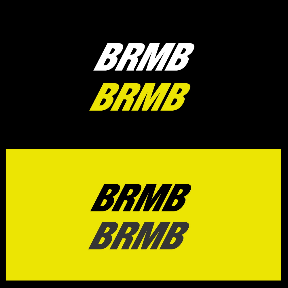 Logo Design by omARTist - Entry No. 175 in the Logo Design Contest Fun Logo Design for BRMB.