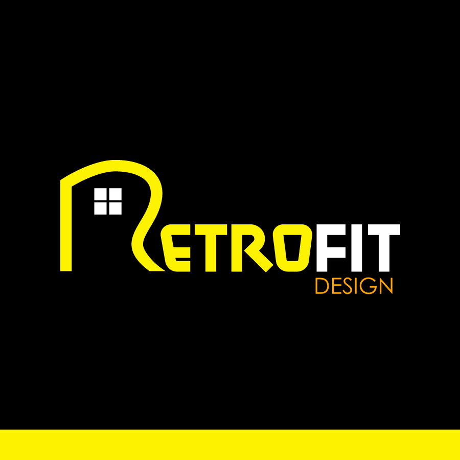 Logo Design by Edward Goodwin - Entry No. 104 in the Logo Design Contest Inspiring Logo Design for retrofit design.
