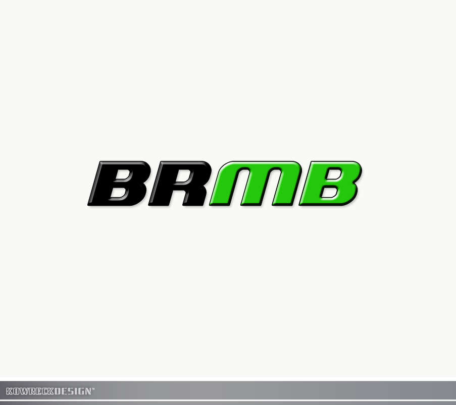 Logo Design by kowreck - Entry No. 180 in the Logo Design Contest Fun Logo Design for BRMB.