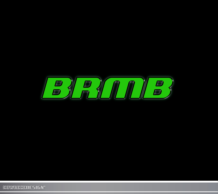 Logo Design by kowreck - Entry No. 181 in the Logo Design Contest Fun Logo Design for BRMB.