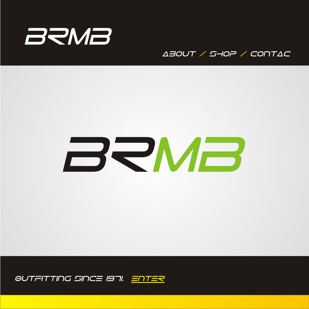 Logo Design by Private User - Entry No. 182 in the Logo Design Contest Fun Logo Design for BRMB.