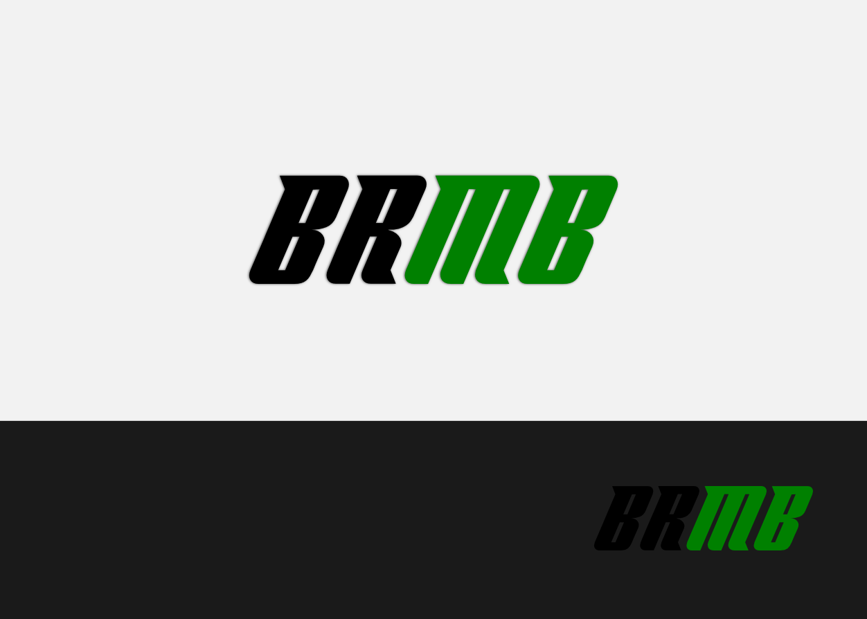 Logo Design by whoosef - Entry No. 183 in the Logo Design Contest Fun Logo Design for BRMB.