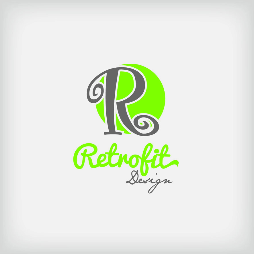 Logo Design by Private User - Entry No. 110 in the Logo Design Contest Inspiring Logo Design for retrofit design.