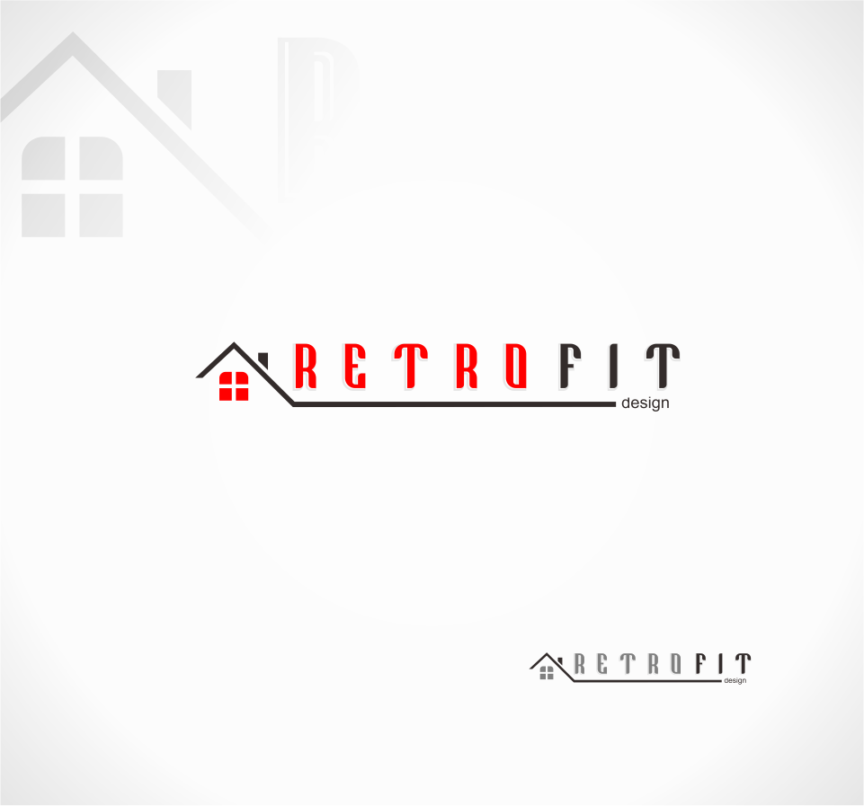 Logo Design by Mitchnick Sunardi - Entry No. 113 in the Logo Design Contest Inspiring Logo Design for retrofit design.