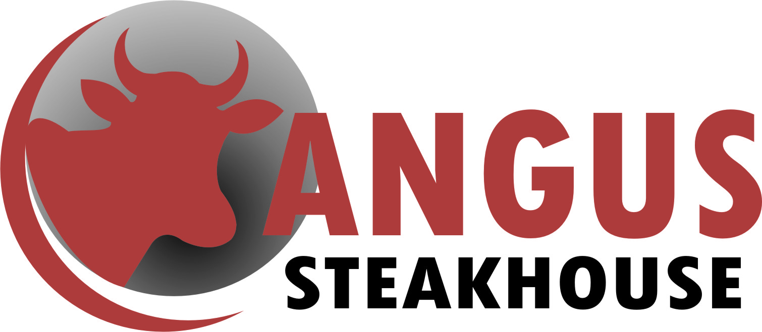Logo Design by RasYa Muhammad Athaya - Entry No. 37 in the Logo Design Contest Imaginative Custom Design for Angus Steakhouse.