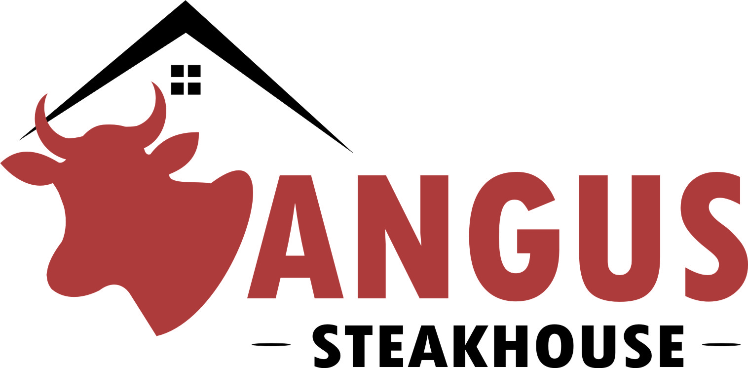 Logo Design by Ngepet_art - Entry No. 40 in the Logo Design Contest Imaginative Custom Design for Angus Steakhouse.