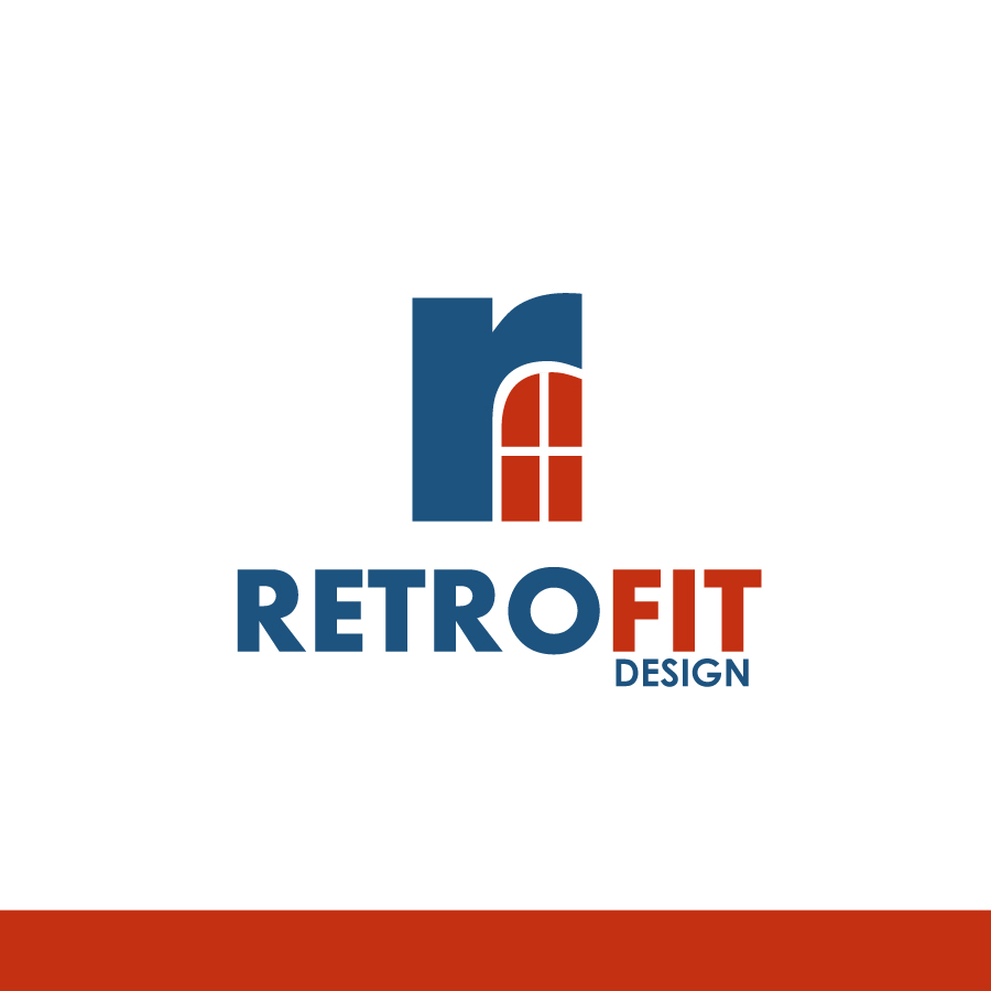 Logo Design by Edward Goodwin - Entry No. 119 in the Logo Design Contest Inspiring Logo Design for retrofit design.