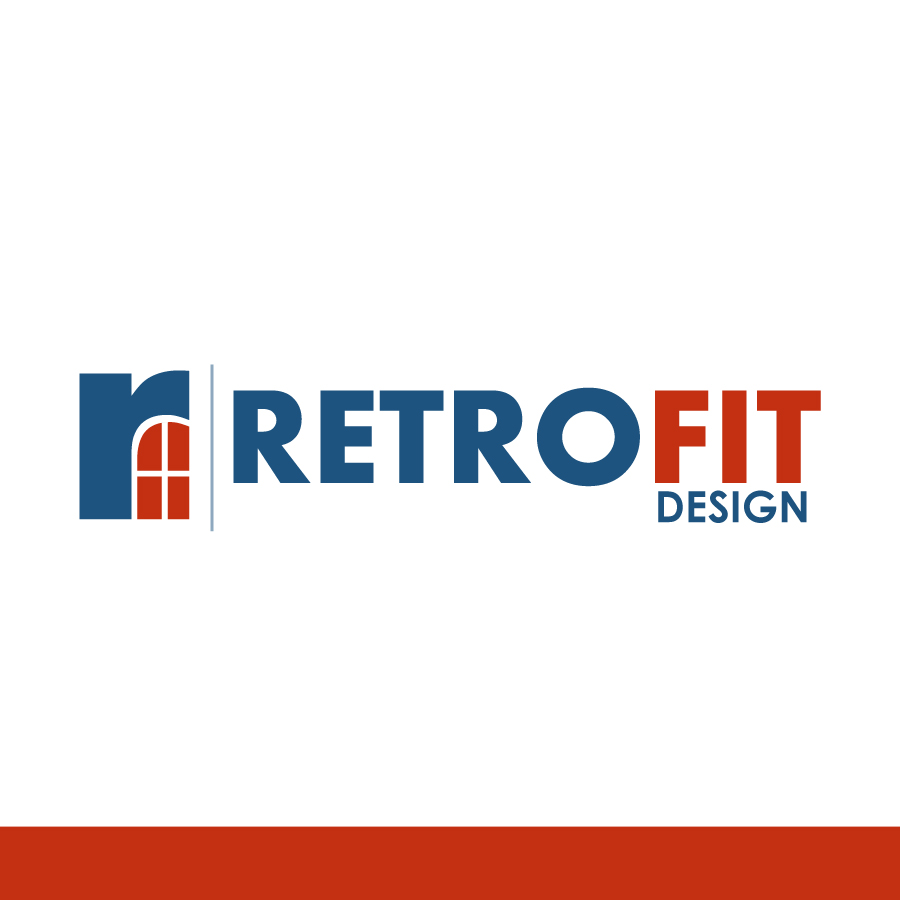 Logo Design by Edward Goodwin - Entry No. 120 in the Logo Design Contest Inspiring Logo Design for retrofit design.