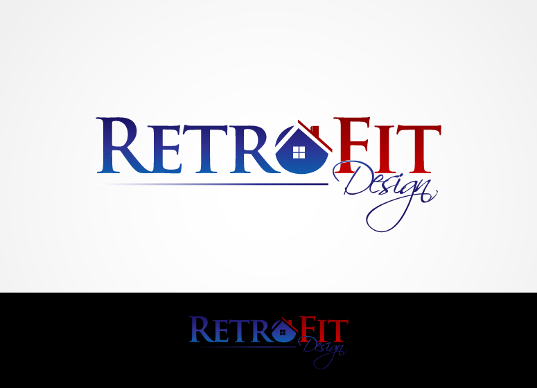 Logo Design by joberto - Entry No. 122 in the Logo Design Contest Inspiring Logo Design for retrofit design.