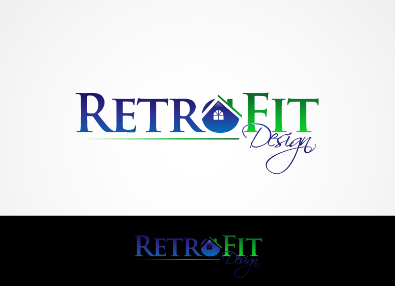 Logo Design by joberto - Entry No. 123 in the Logo Design Contest Inspiring Logo Design for retrofit design.