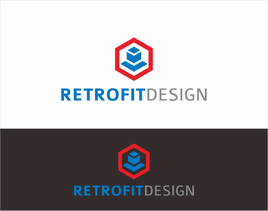 Logo Design by Armada Jamaluddin - Entry No. 126 in the Logo Design Contest Inspiring Logo Design for retrofit design.