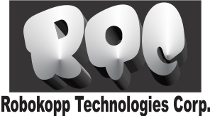 Logo Design by Crispin Vasquez - Entry No. 1 in the Logo Design Contest New Logo Design for Robokopp Technologies Corp..