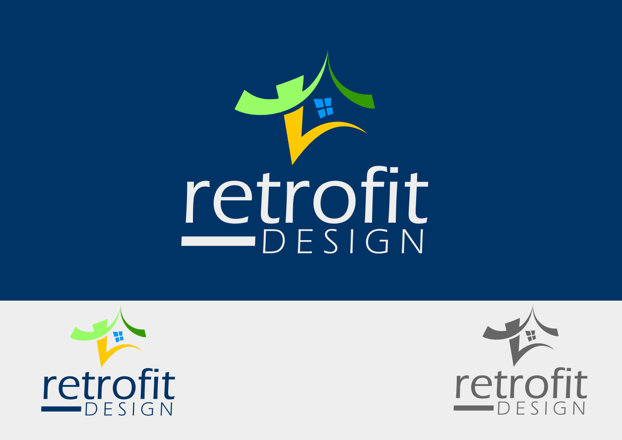 Logo Design by whoosef - Entry No. 135 in the Logo Design Contest Inspiring Logo Design for retrofit design.
