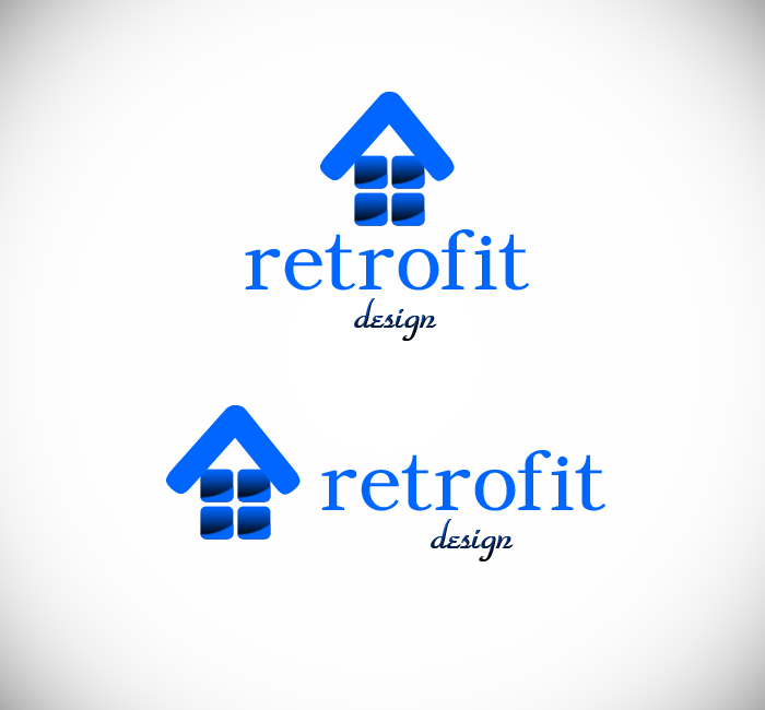 Logo Design by Bobby Yoga P - Entry No. 136 in the Logo Design Contest Inspiring Logo Design for retrofit design.