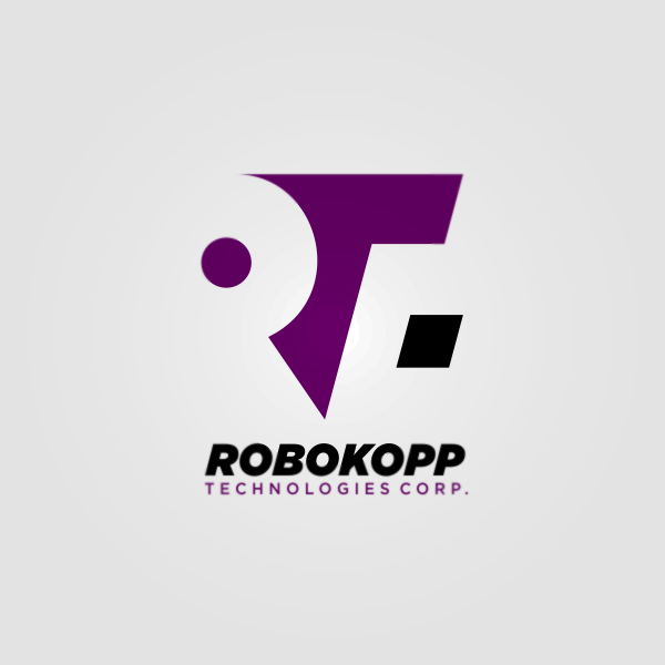 Logo Design by Private User - Entry No. 4 in the Logo Design Contest New Logo Design for Robokopp Technologies Corp..