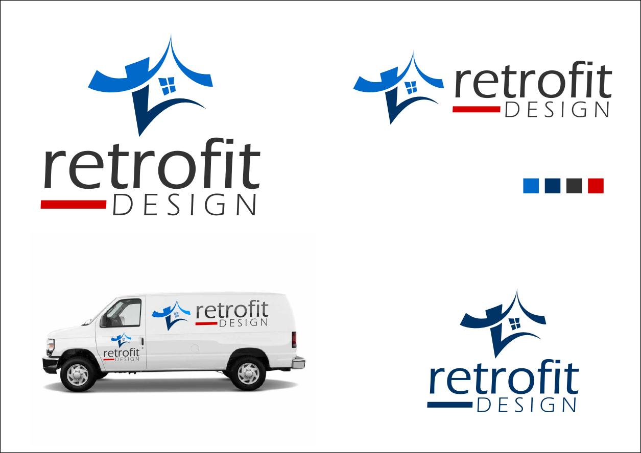 Logo Design by whoosef - Entry No. 144 in the Logo Design Contest Inspiring Logo Design for retrofit design.