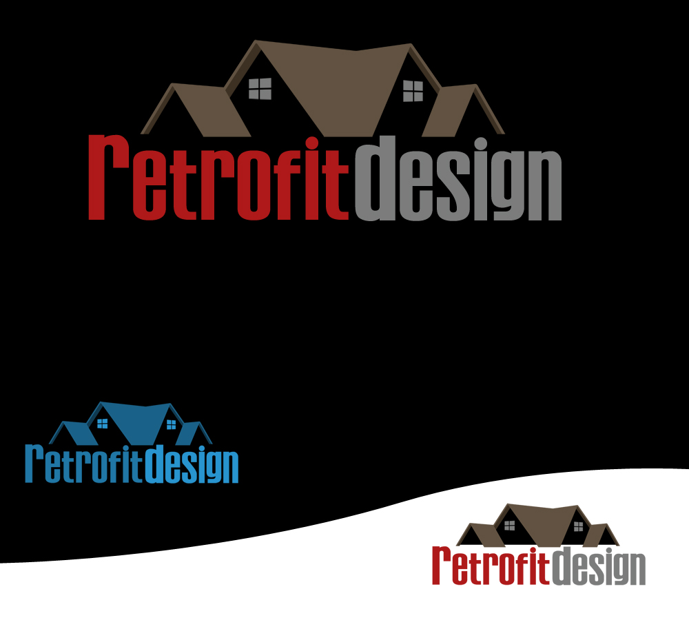 Logo Design by Private User - Entry No. 147 in the Logo Design Contest Inspiring Logo Design for retrofit design.
